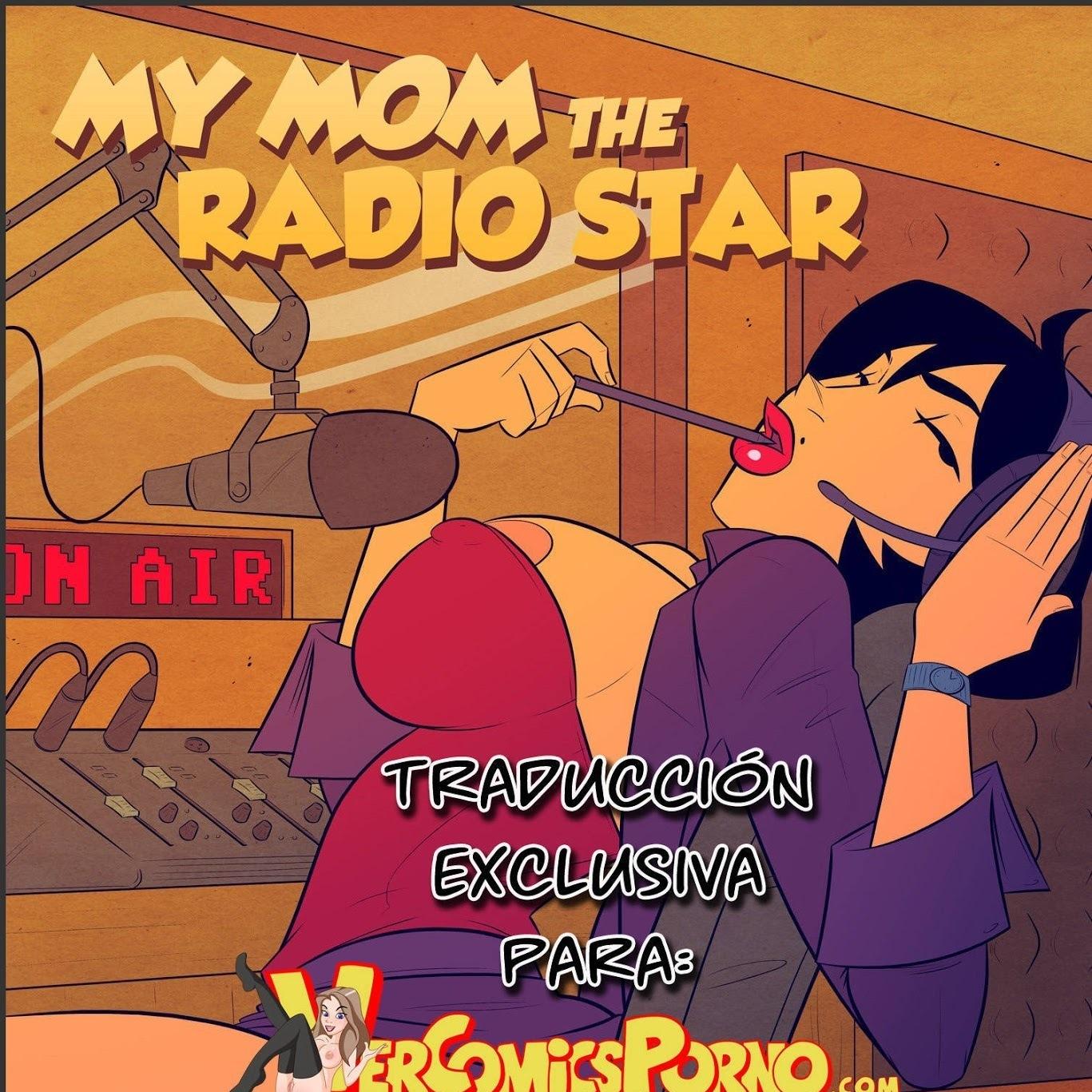 Mi madre la estrella de la radio