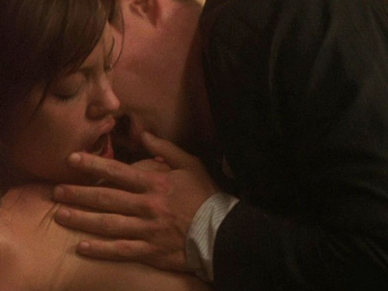 Angelina Jolie declara cmo fue hacer escenas desnuda